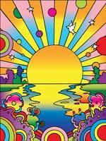 Cosmic Sun Fine Art Print