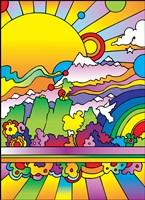 Sun 6 Fine Art Print