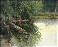 Quiet Waters Fine Art Print