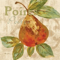 Rustic Fruit IV Fine Art Print