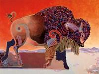 Prairie Prince Fine Art Print
