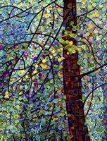Pine Sprites Fine Art Print