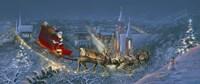 Christmas Travelers 2 Fine Art Print