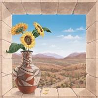 Acoma Sun Fine Art Print