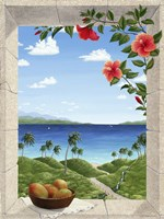 Dreams of Hawaii Fine Art Print