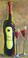 Vino Rosso for Two Fine Art Print
