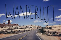 Wanderlust Road Fine Art Print