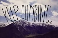 Keep Climbing Fine Art Print