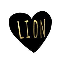 Lion Heart Framed Print