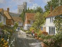 Smarden, Kent Fine Art Print