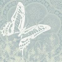 Flutter Framed Print