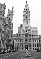 Philadelphia City Hall Fine Art Print
