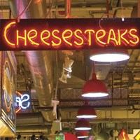 Cheesesteaks Fine Art Print