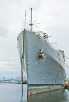 Naval Ship Fine Art Print