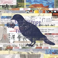 Chirp Framed Print