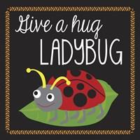 Ladybug Framed Print