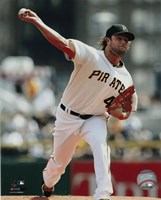 Gerrit Cole 2015 Action Fine Art Print