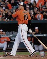 Chris Davis 2015 Action Fine Art Print