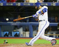 Jose Bautista 2015 Action Fine Art Print