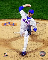 Matt Harvey 2015 Action Fine Art Print