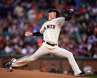 Tim Lincecum 2015 Action Fine Art Print
