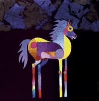 Night Foal Fine Art Print