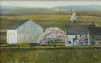 Bucks Co Spring Fine Art Print
