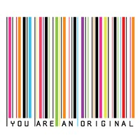 You Are An Original Framed Print
