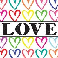 Love Sharpie 2 Framed Print