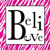 Believe 2 Framed Print