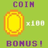 Coin Bonus Framed Print