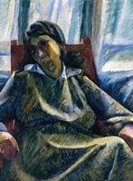 Silvia 1915 Fine Art Print