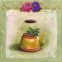 laurent - La Bouilloire Fine Art Print