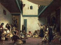 Jewish Wedding in Morocco Fine Art Print