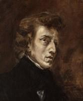 Frederic Chopin, 1810-1849 Fine Art Print