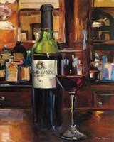A Reflection of Wine III Fine Art Print