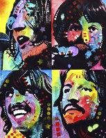 Beatles Fine Art Print