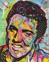 Elvis Fine Art Print