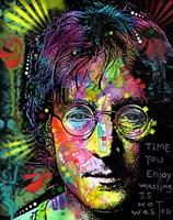 Lennon Front Framed Print