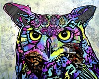 The Owl Fine Art Print