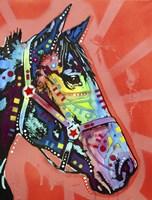 WC Horse 3 Fine Art Print