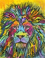Lion Good Fine Art Print