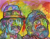 Cheech Fine Art Print