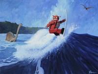 Surfer Joe Fine Art Print
