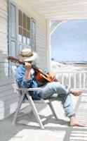 Guitar 1 Fine Art Print