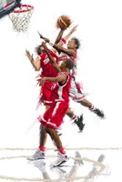 Basket Ball 2 Fine Art Print