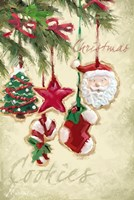 Christmas Cookies Fine Art Print