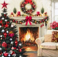 Christmas Room 1 Fine Art Print