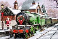 Steam Train Fine Art Print