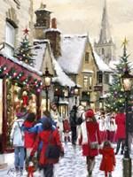 Town Choir Fine Art Print